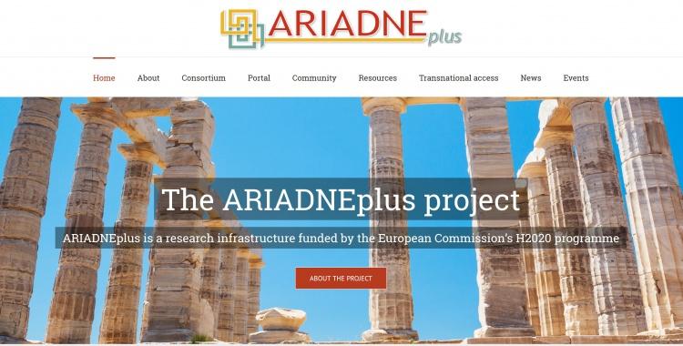 Lunedì prossimo il lancio del progetto europeo ARIADNEplus