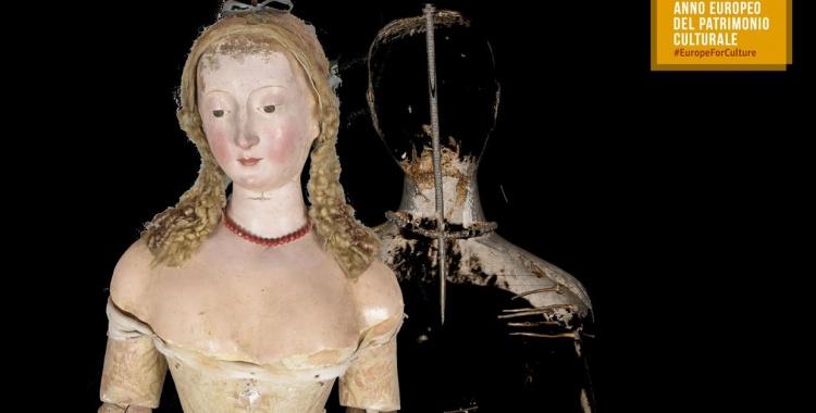 Statue Vestite lavori in corso: mostre e incontri per raccontare le indagini scientifiche