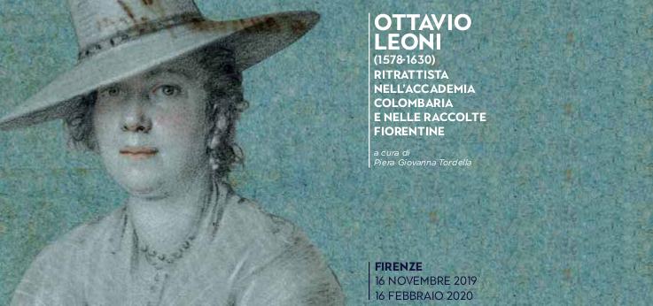 """Domani l'inaugurazione della mostra """"Volti e storie. Ottavio Leoni (1578-1630) ritrattista nell'Accademia La Colombaria e nelle raccolte fiorentine"""""""